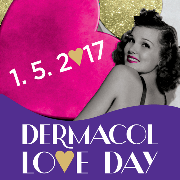 Dermacol LOVE DAY 2017