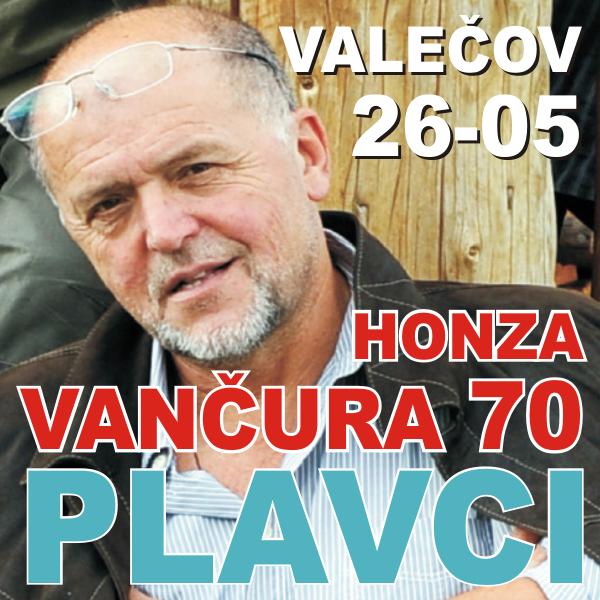 Honza Vančura 70 & PLAVCI