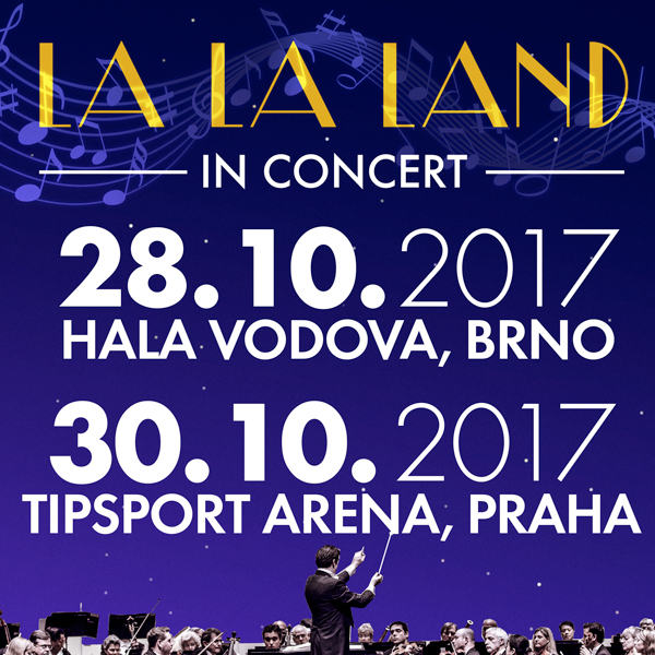 LA LA LAND NA TICKETPORTAL.CZ
