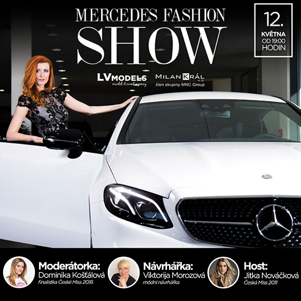 MERCEDES FASHION SHOW