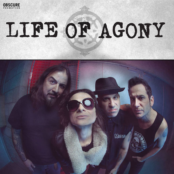 LIFE OF AGONY (US)