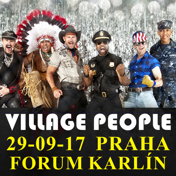 VILLAGE PEOPLE - Still The Kings of Disco