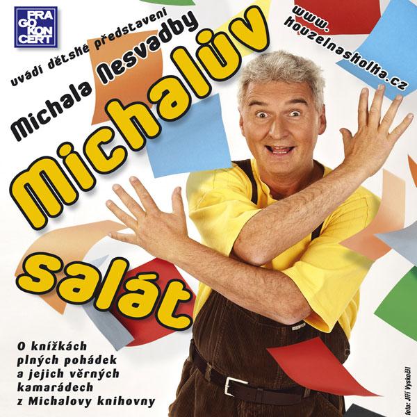 Michalův salát - Michal Nesvadba