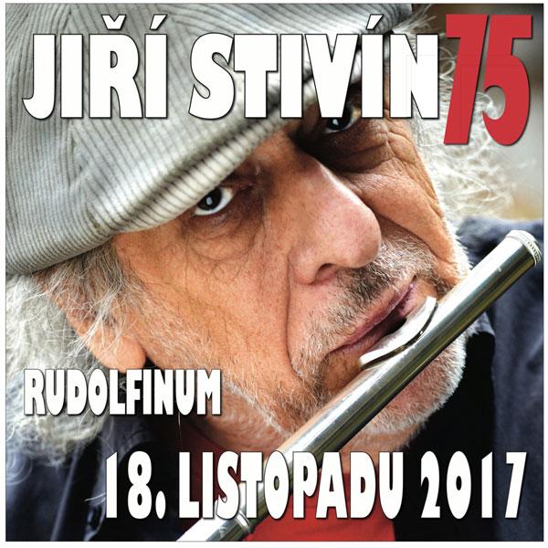 JIŘÍ STIVÍN 75 - Pocta sv. Cecílii