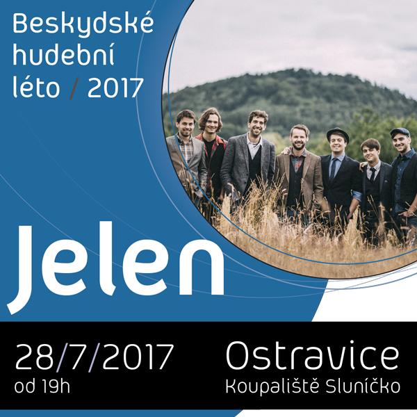 JELEN, předkapela Šuba Duba Band