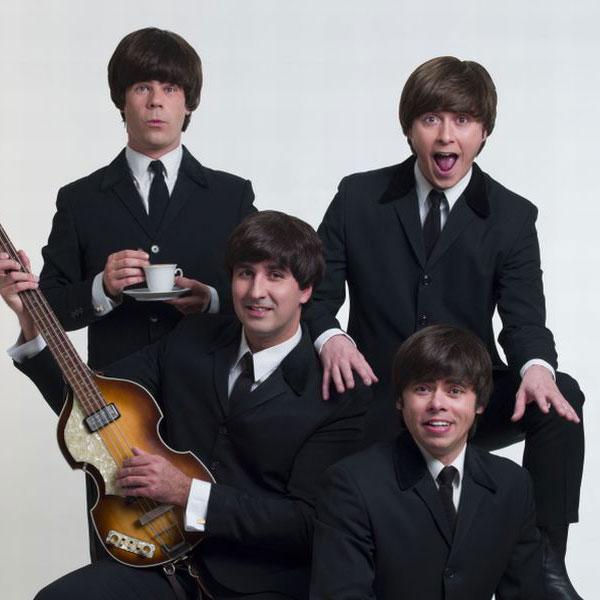 THE BACKWARDS – Beatles revival