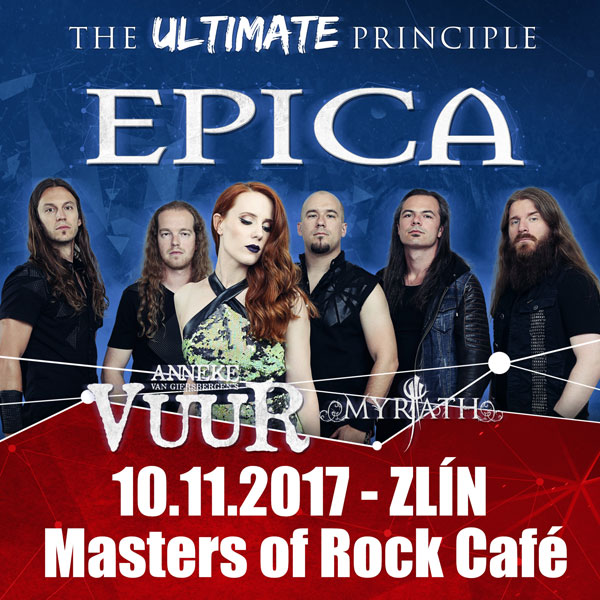 EPICA (NL): The Ultimate Principle Tour