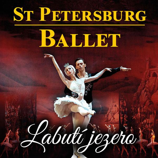 ST PETERSBURG BALLET - LABUTÍ JEZERO
