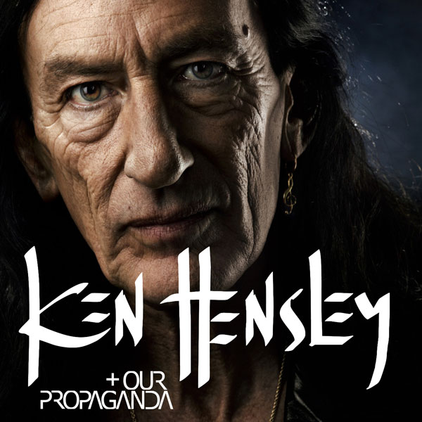 KEN HENSLEY (UK)