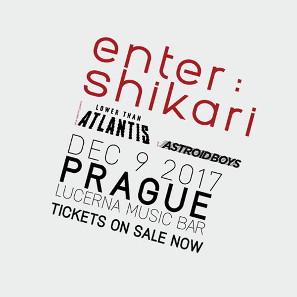 ENTER SHIKARI / UK