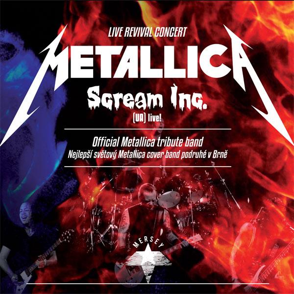 Scream Inc. (UA) live ! / Metallica Tribute Band