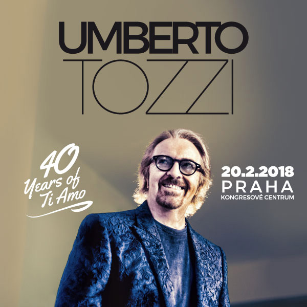 UMBERTO TOZZI (IT) - 40 YEARS OF TI AMO