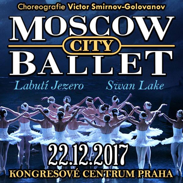 MOSCOW CITY BALLET, P. I. Čajkovskij LABUTÍ JEZERO