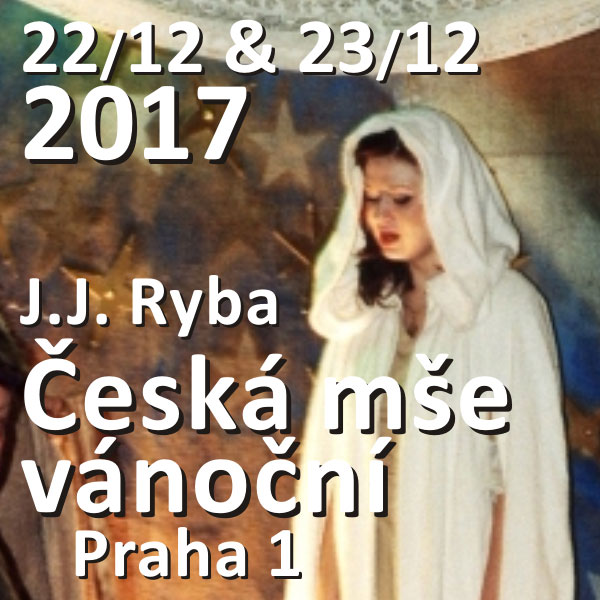J. J. Ryba - ČESKÁ MŠE VÁNOČNÍ, scénické provedení