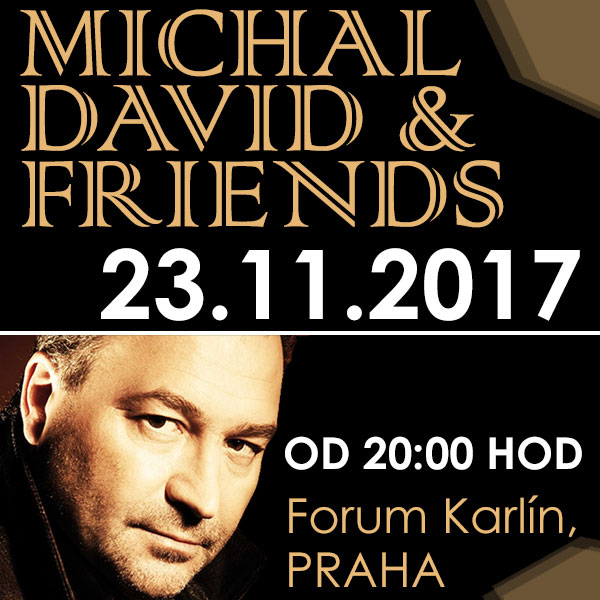 MICHAL DAVID & FRIENDS
