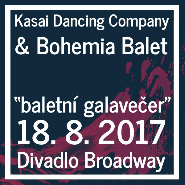 Kasai Dancing Company & Bohemia Balet