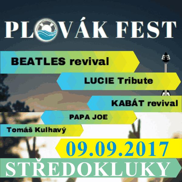 PLOVÁK FEST 2017