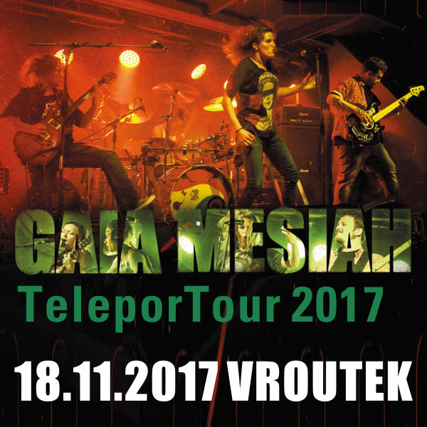 GAIA MESIAH TeleporTour 2017