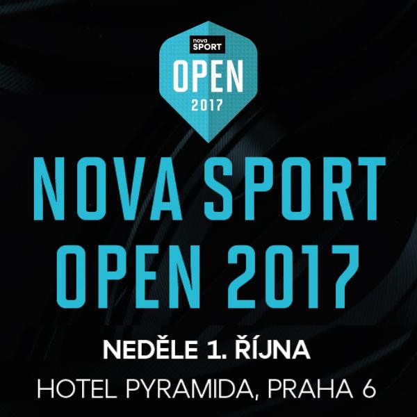 Nova Sport Open 2017 - STARTOVNÉ