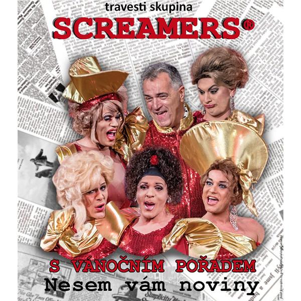 Screamers – Vánoční speciál 2017