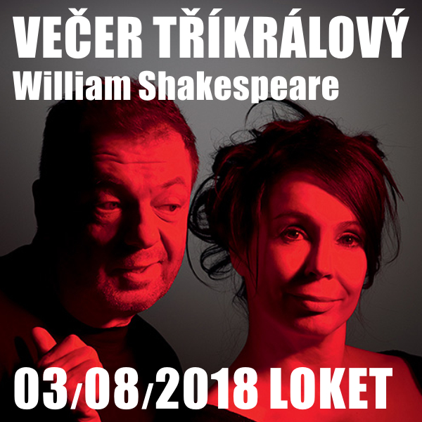 William Shakespeare: VEČER TŘÍKRÁLOVÝ