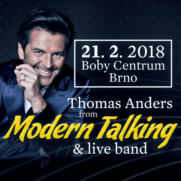 Thomas Anders and Modern Talking band
