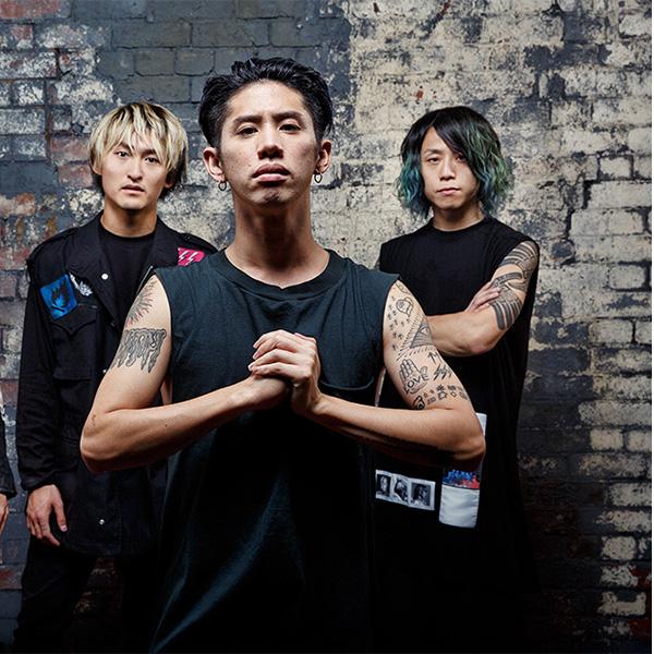 ONE OK ROCK / JP
