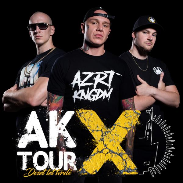 AK X Tour NA TICKETPORTAL.CZ