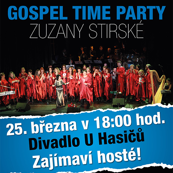 Zuzana Stirská - Gospel Time Party