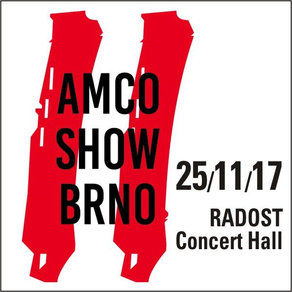 AMCO SHOW BRNO