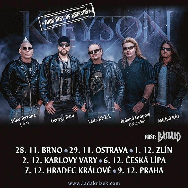 KREYSON - BEST OF KREYSON TOUR 2017