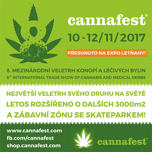 CANNAFEST PRAGUE 2017