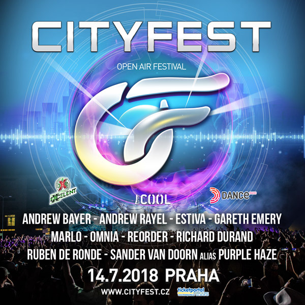 CITYFEST 2018 - DANCE MUSIC OPEN AIR FESTIVAL