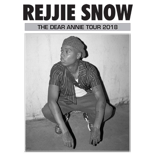 REJJIE SNOW / IE