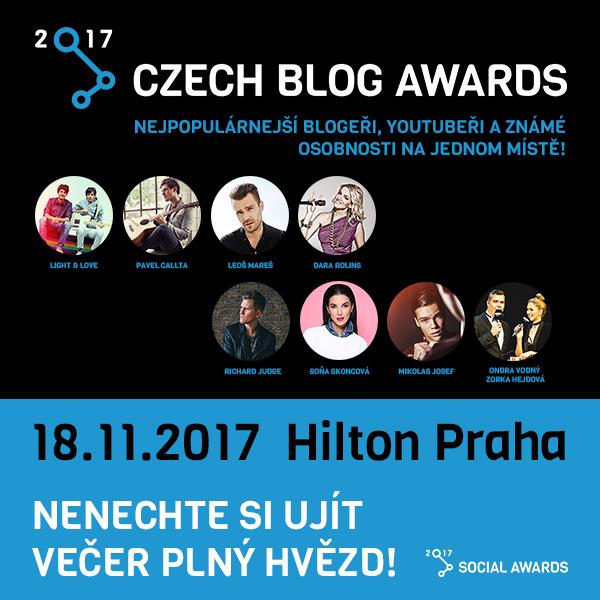 CZECH BLOG AWARDS