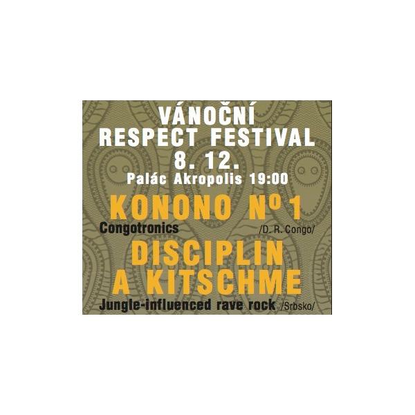 VÁNOČNÍ RESPECT FESTIVAL 2017