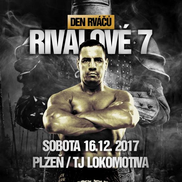 Den rváčů RIVALOVÉ 7 - NÁVRAT KRÁLE