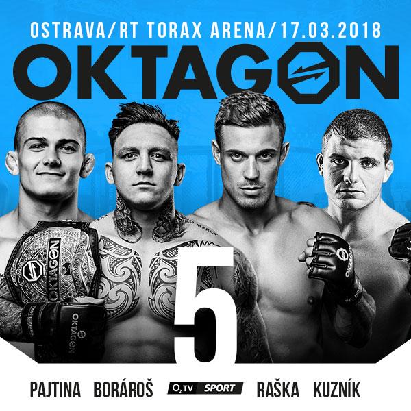 OKTAGON 5.