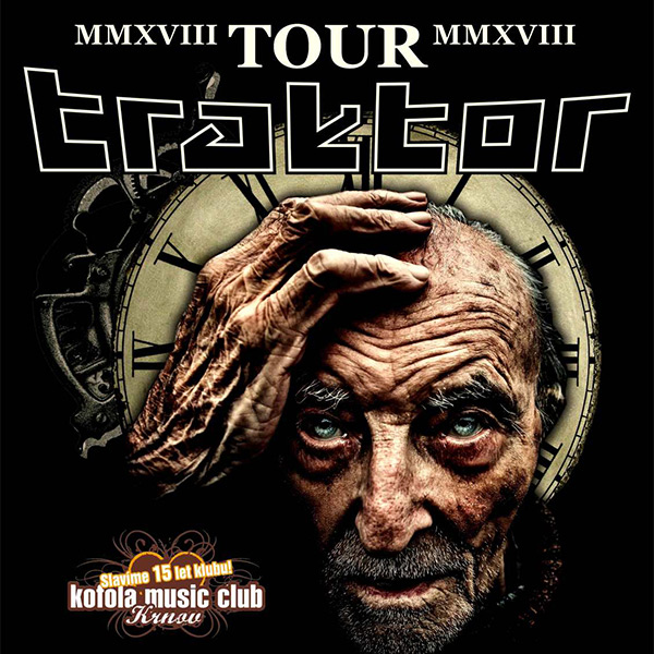 TRAKTOR - MMXVIII TOUR