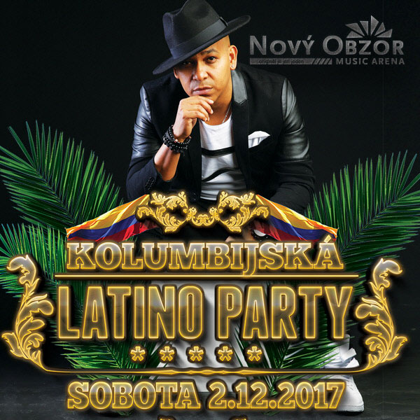 RODRY-GO (COLOMBIA) LIVE ! LATINO PARTY