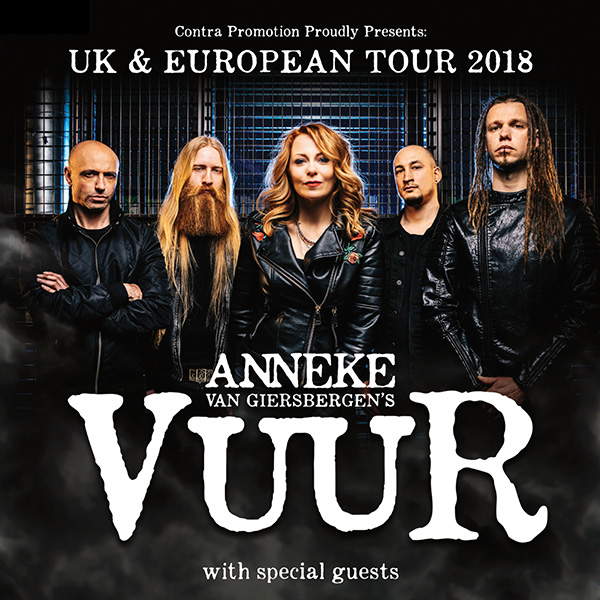 ANNEKE VAN GIERSBERGEN´s VUUR (NL)