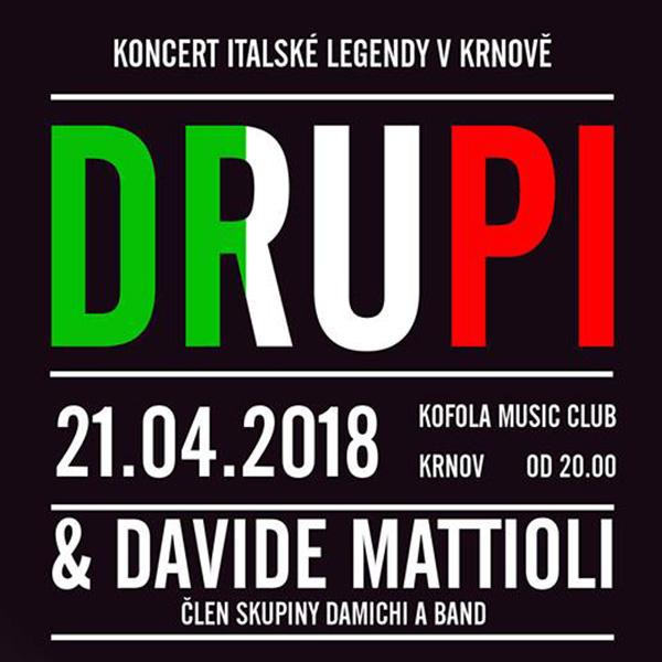 DRUPI & DAVIDE MATTIOLI