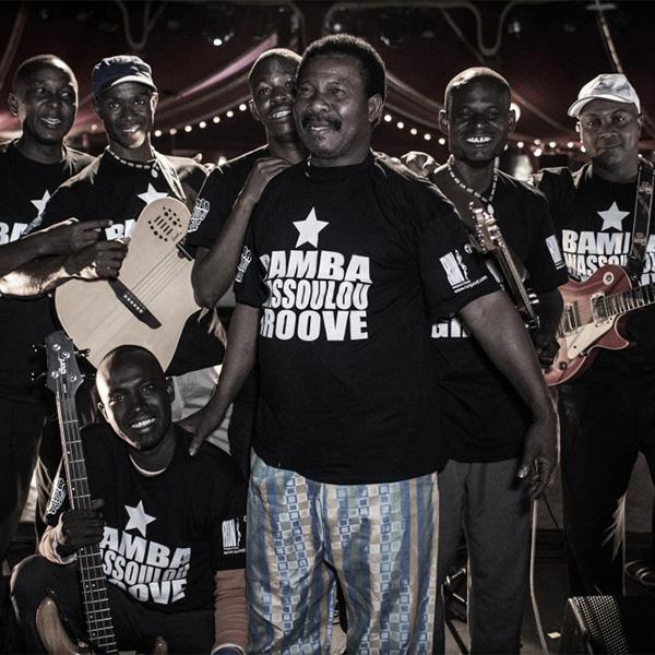 BAMBA WASSOULOU GROOVE (ML) / dětský koncert