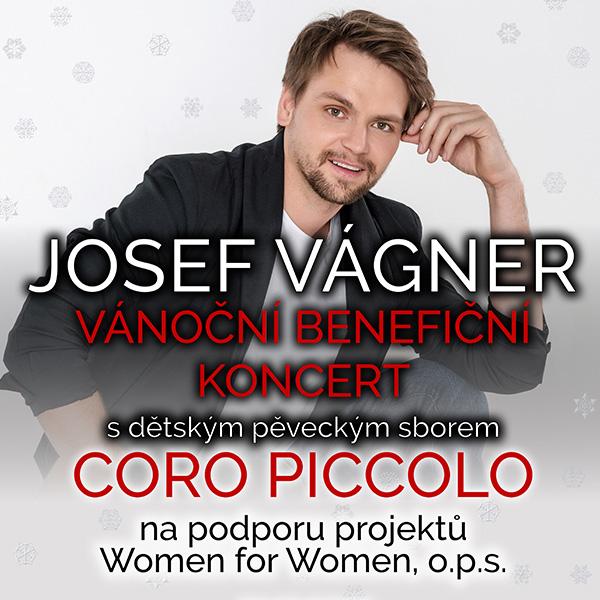 Josef Vágner a Coro Piccolo - Vánoční koncert