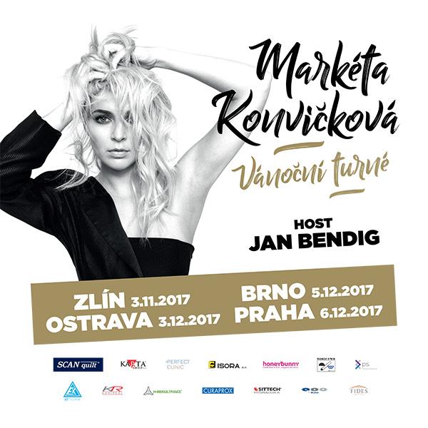 Markéta Konvičková - Vánoční turné