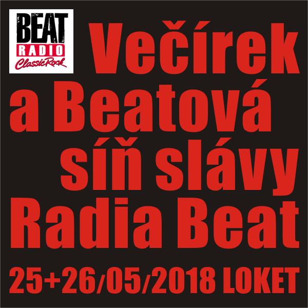 Večírek a Beatová síň slávy Radia BEAT 15. ročník