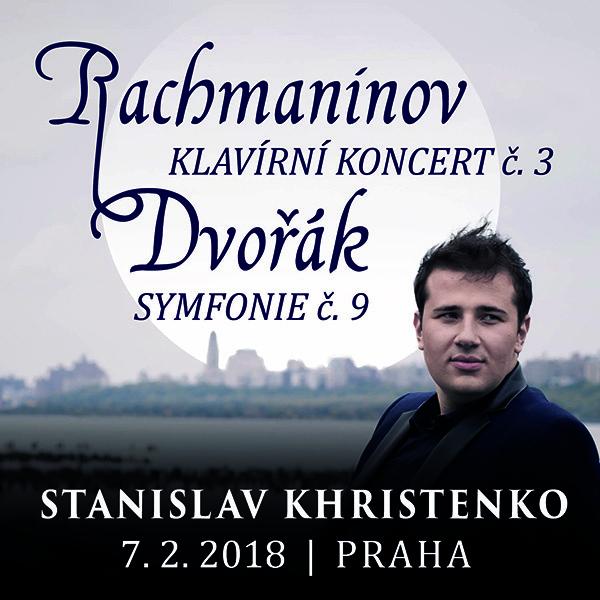 Rachmaninov Klavírní konc. č.3 Dvořák Symfonie č.9