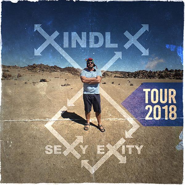 Xindl X: seXy eXity tour 2018