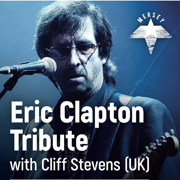 Eric Clapton Tribute with Cliff Stevens (UK)