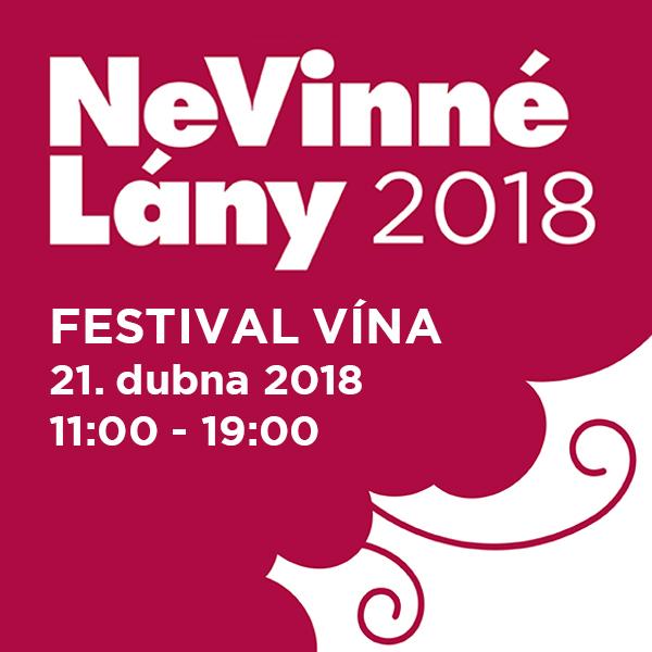 Festival vína (Ne)vinné Lány 2018